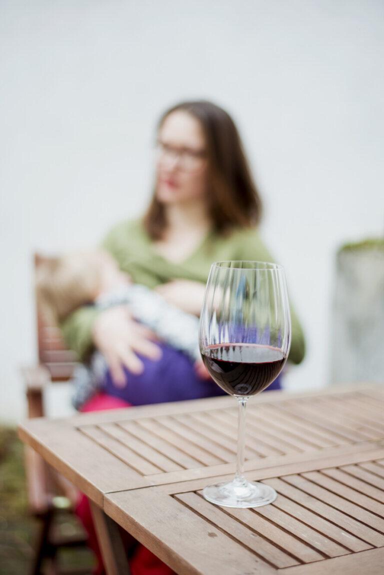 Wein Stillen